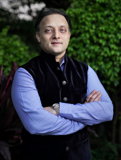 Rajesh Dempo is the founder and managing director of Dempo Vision.