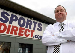 Mike Ashley is the founder and chief executive of Sports Direct, rebranded as Frasers Group.