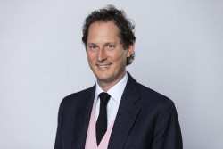 John Elkann is the chairman and chief executive of Exor, the holding company of Italy's Agnelli dynasty.