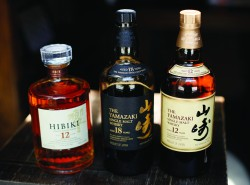 Suntory's 100% family owned whisky business, separate from its wider drinks business